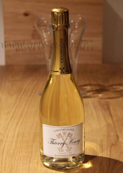 Bouteille Champagne Thierry Houry Blanc de blancs