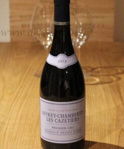 Bouteill Gevrey Chambertin 1er Cru Les Cazetiers 2013 Domaine Bruno Clair