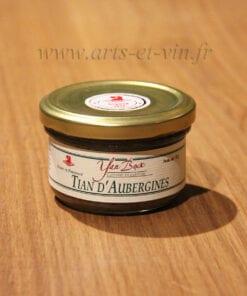 Pot Tian daubergines
