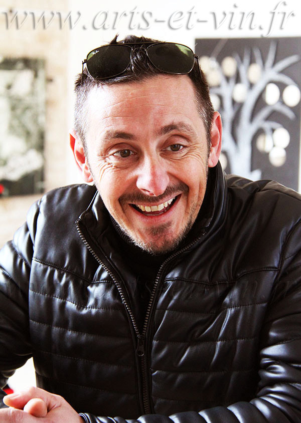 Yan Bosc a la galerie