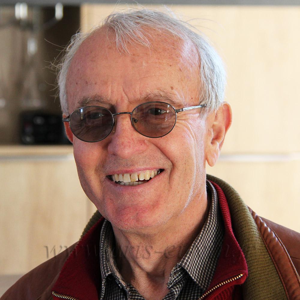 Alain Ignace a la galerie