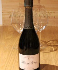 Bouteille Champagne Thierry Houry Rose
