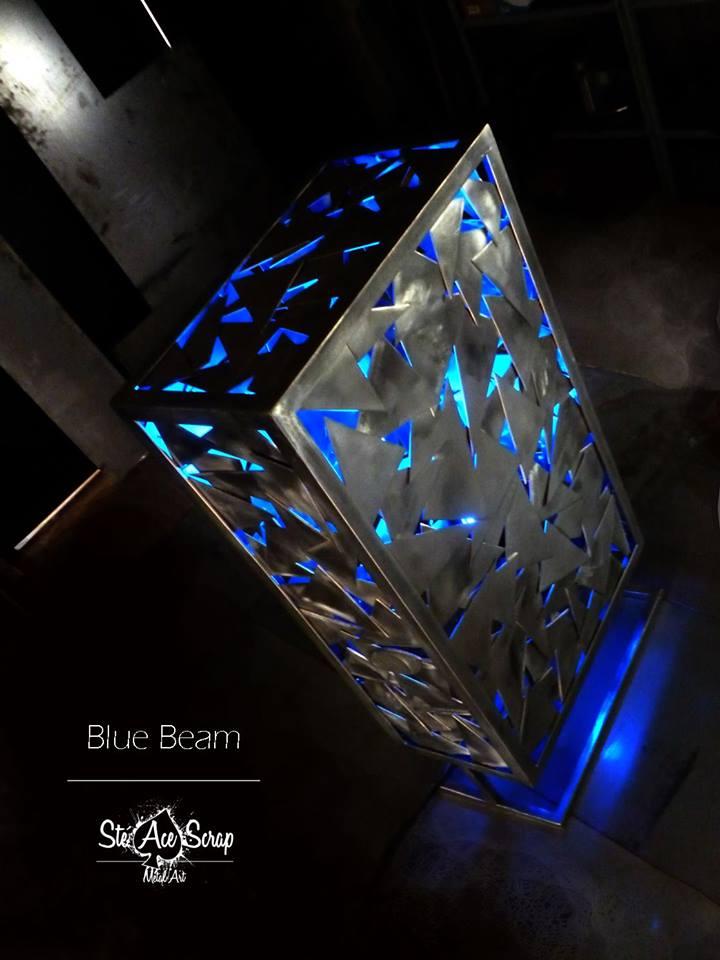 Blue Beam Sté Ace Scrap
