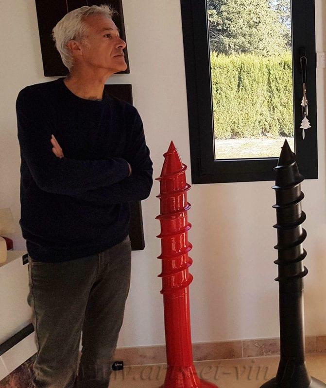 Daniel Zanca a la galerie