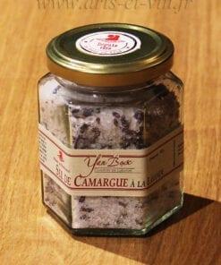 Pot Sel de Camargue à la Lavande