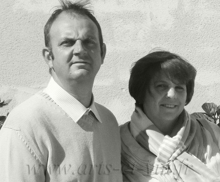 Domaine Bon Remede Lucile et Frederic Delay