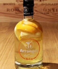 Bouteille Rhum Arrange Orange Citron Bio Ti Rhums de Ced