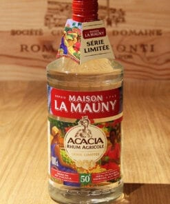 Bouteille Rhum Maison La Mauny Acacia Martinique