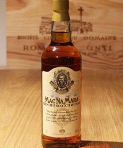 Bouteille Whisky Blend Mac Na Mara Gaelique Skye