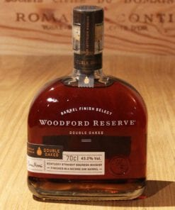 Bouteille Whisky Bourbon Woodford Reserve Double Oaked USA
