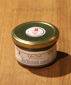 Pot Anchoiade Yan Bosc