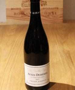 Bouteille Auxey Duresses Rouge Vincent Girardin