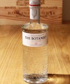 Bouteille Gin Botanist Ecosse