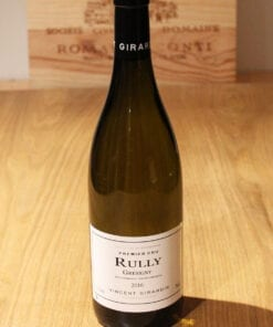 Bouteille Rully 1er Cru Blanc Grésigny