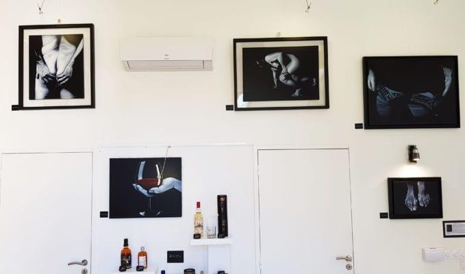 Expo MJo Peinture Galerie sept 2019