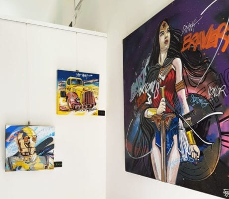 Expo Galerie Pappay
