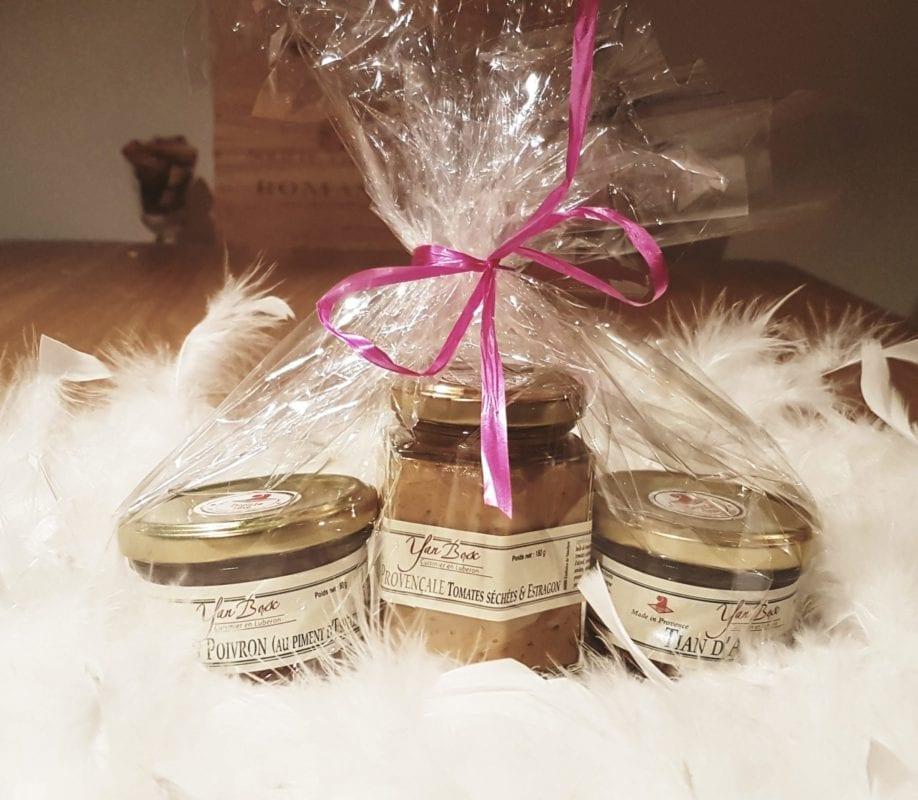 Sachet gourmand provencal