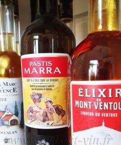 Cognac, Gin, Pastis, Liqueurs...
