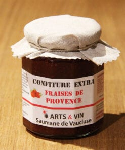 Confiture Fraises de Provence