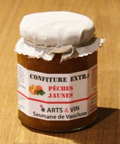 Confiture Peches Jaunes 335g v2