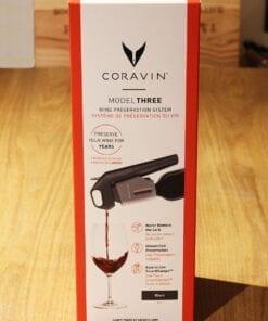 Coravin Model Three packaging