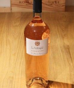 Bouteille Garrigues Rosé Magnum Domaine de la Vallongue