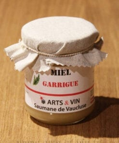 Miel Garrigue 250g