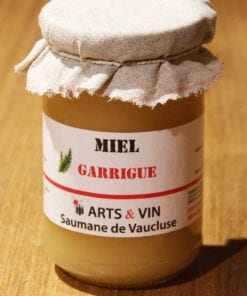 Miel Garrigue 400g
