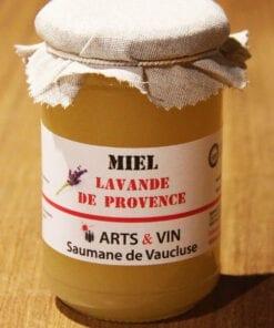 Miel de Lavande de Provence 400g