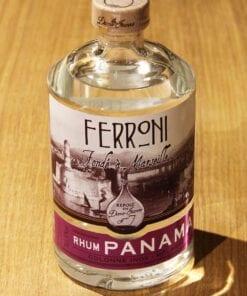 Rhum Dame Jeanne Ferroni Panama