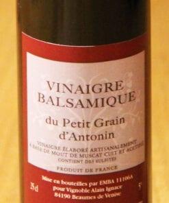Vinaigre Balsamique - Alain Ignace