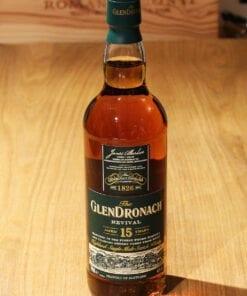 Whisky Glendronach 15 ans