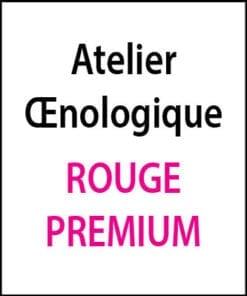 atelier oenologique Rouge Premium arts et vin 2