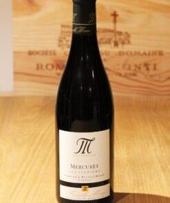 Bouteille Mercurey Les Terroirs Domaine Masse Bourgogne