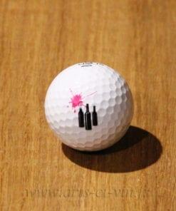 Balle de Golf Arts et Vin