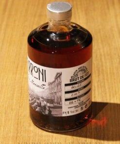 bouteille Rhum Brut de Fût Ferroni Belize 2007Rhum Brut de Fût Ferroni