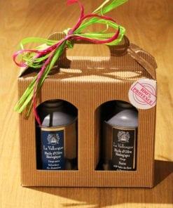 Coffret huiles olives de Provence