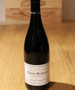 Bouteille Saint Romain Vieilles Vignes Rouge Vincent Girardin