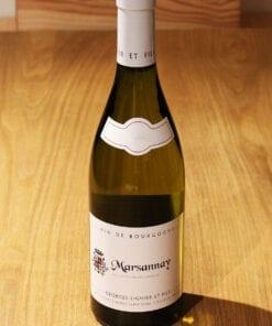 Bourgogne Marsannay Blanc Domaine Georges Lignier