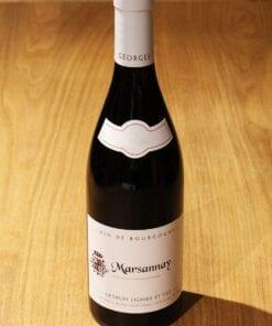 Bourgogne Marsannay Domaine Georges Lignier