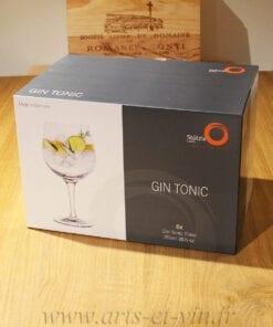 Coffret 6 verres a cocktail gin fizz aperol spritz