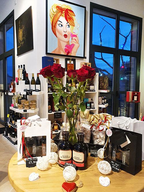 galerie deco St Valentin