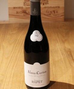 Aloxe Corton Domaine Rapet
