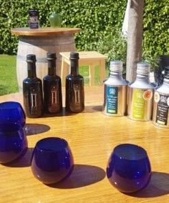 Degustation huile olive