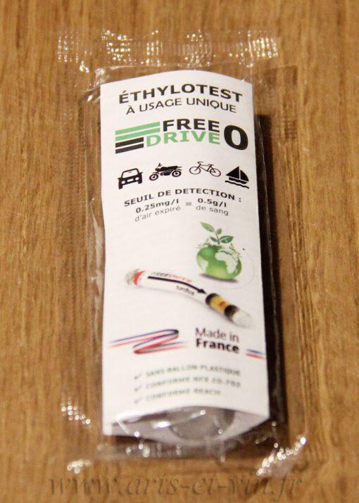 Ethylotest 05g sans Chrome